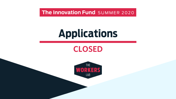 summer 2020 innovation fund applications closed1600x900